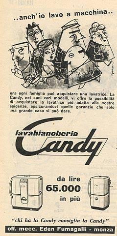 Pubblicità Candy 2