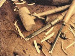 scalpelli legno
