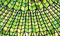 Particolare Tiffany lotus leaf