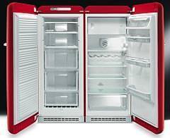 Frigorifero e congelatore anni 50