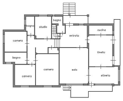 Appartamento Prima