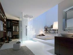 Axor Ambientazione Shower Collection firmata Philippe Starck