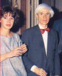 Agatha Ruiz de la Prada - Andy Warhol