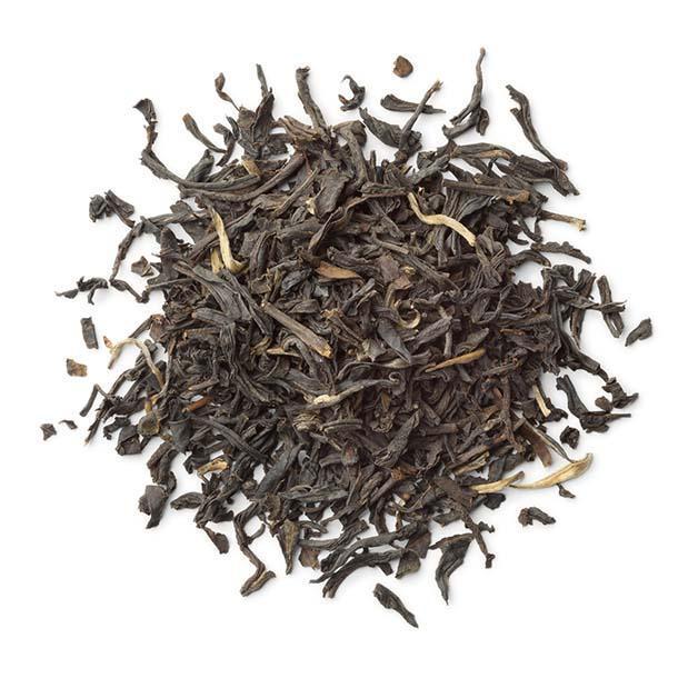 Foglie di thé per la tintura naturale