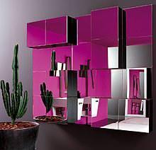 Geda Nextage: specchio e pensili