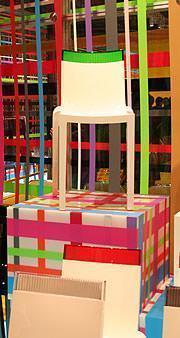 Kartell: stand