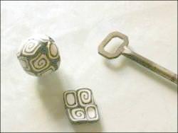 decorazione per chiave