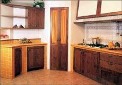 Cucina in muratura classica FG