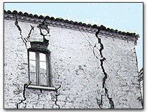 Riconoscere le lesioni sui muri