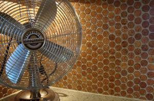 Jelinek Cork, mosaico in sughero