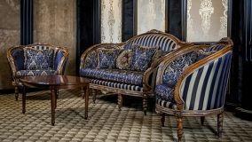 Leggere i particolari di mobili antichi