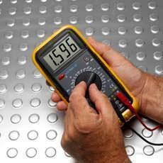 misurazione elettrica