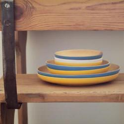 Chigo children Plates