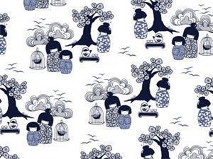 tessuto bamboline giapponesi_Bantie
