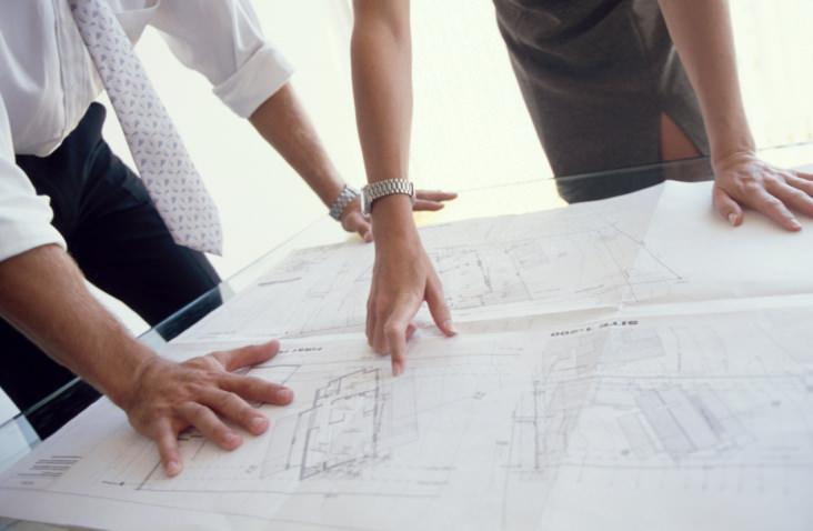fase di progettazione di un intervento edilizio