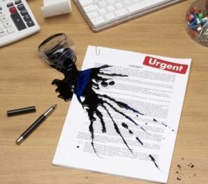 Macchia d'inchiostro