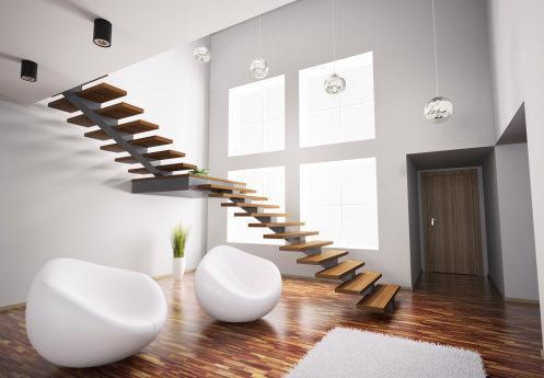 Colore grigio per ridisegnare la propria casa