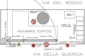 Layout di cantiere