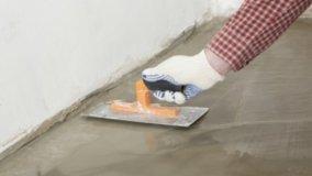 Dilavamento e Microfessurazioni Cemento
