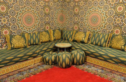 salotto marocchino