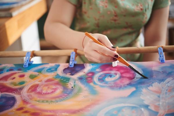 Dipingere con le aniline