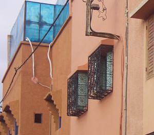 condizionatore esterno in Marocco