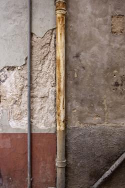 Riparazione perdita acqua tubo