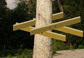 Casa sull'albero: fase 2