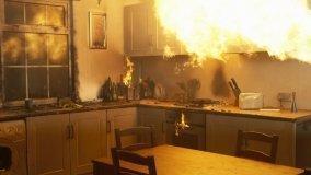Pericoli domestici: il rischio incendio