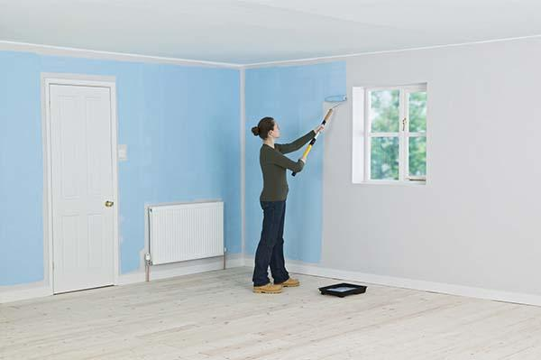 Tinteggiare casa - Tinteggiatura casa ...