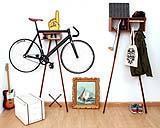 Attaccapanni Bike Rack and Wardrobe