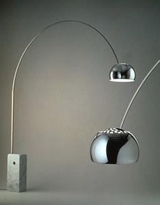 Lampada arco castiglioni - Shopping Acquea