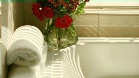 Centro benessere in bagno