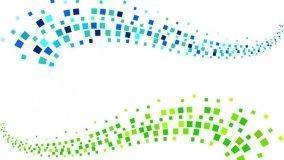 Mosaici di colori e forme naturali