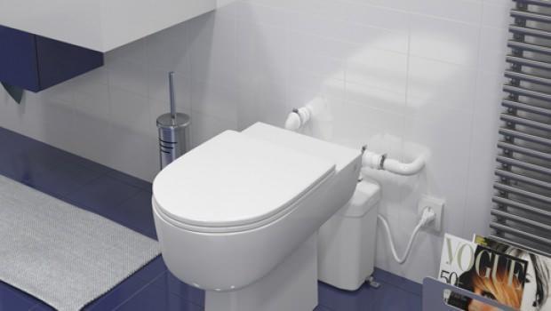 Trituratori per lo scarico del bagno - Aspiratore bagno senza uscita esterna ...