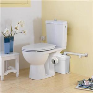 Trituratori per lo scarico del bagno - Creare un bagno con sanitrit ...