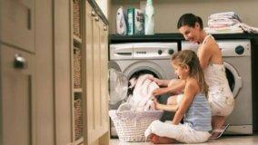 Lavatrice e Frigorifero in Casa