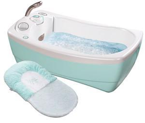 summer infant lil luxuries whirlpool bubbling spa shower