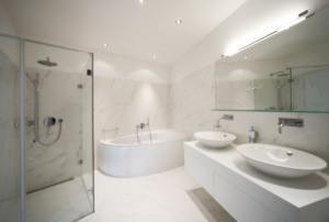Vasca Da Bagno Divisorio : Divisorio doccia su vasca da bagno