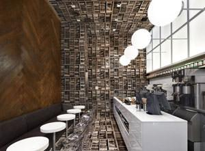 d'Espresso Bar, Manhattan