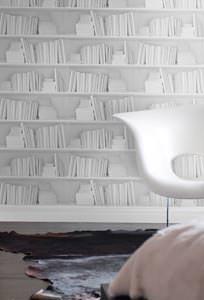 White Bookshelf, Mineheart