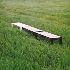 panca di Table & Bench di Feld