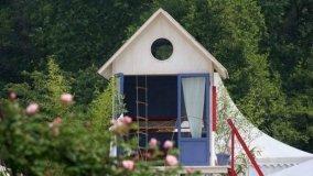 Cabane per il giardino