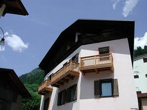 Balconi Zanon, balcone autoportante in legno