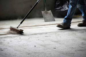 pulizie di fine cantiere superfici domestiche