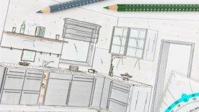 Pensili per una cucina organizzata