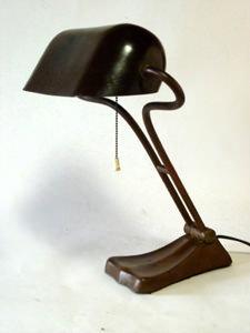 Ebay, lampada da tavolo anni '30