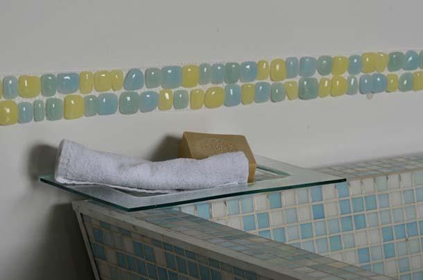 mosaico luminoso di Lucedentro