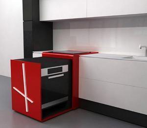 cucina a scomparsa Quore, Berloni