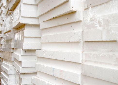 pannelli in polistirene per isolamento termico